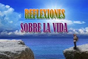 reflexiones de la vida,reflexiones de la vida diaria