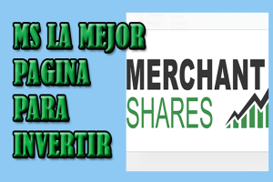 merchant shares español,merchant shares como funciona,como invertir en merchant shares