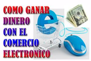 comercio electronico,ganar dinero comercio electronico