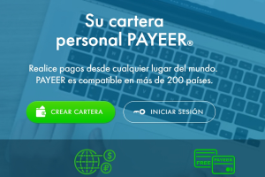 crear cuenta payeer