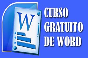 Curso Gratuito de Microsoft Word Nivel Básico