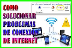problemas de conexion a internet wifi