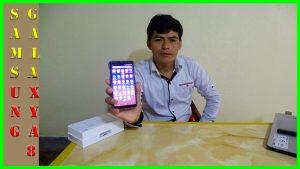 Samsung Galaxy A8 2018 de la gama media de Samsung - Características