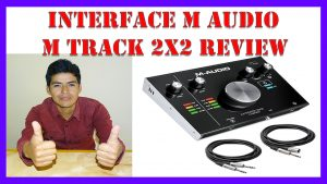 interface m audio m track 2x2 – review en español