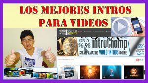 Los Mejores Intros Profesionales Para Tus Videos【Recomendado - 2021】