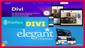 divi: el tema o plantilla de wordpress más popular del mundo 2020