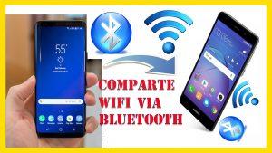 Cómo Compartir Internet Por Bluetooth De Un Teléfono Celular A Otro Celular 2020