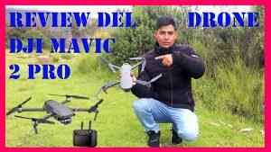 El Mejor Drone DJI Mavic 2 Pro 2020 - Review En español + Características