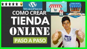 Como Crear Tienda Online Paso A Paso En WordPress 2020 - Tutorial Completo Para Principiantes