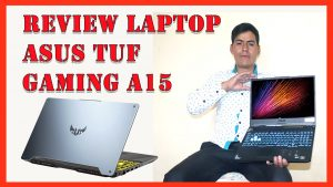 ASUS TUF Gaming A15 FA506IV (Ryzen 7 4800H + RTX 2060) Unboxing 2021